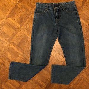 Lucky Brand Boys Billy Straight Jeans sz 14